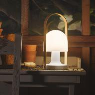 Marset FollowMe LED table lamp with dimmer