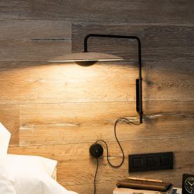 marset Ginger A LED Wandleuchte mit Ein-/Ausschalter