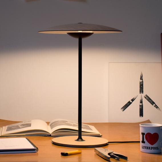 marset Ginger S LED Tischleuchte mit Dimmer