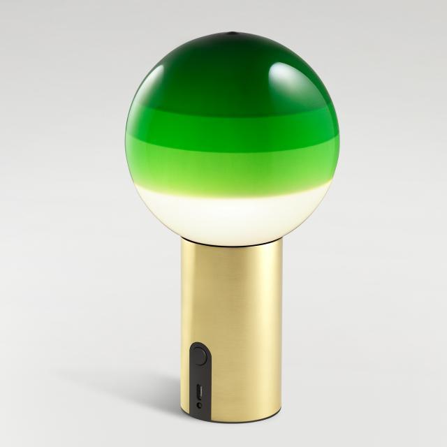 marset Dipping Portable USB LED Tischleuchte mit Dimmer
