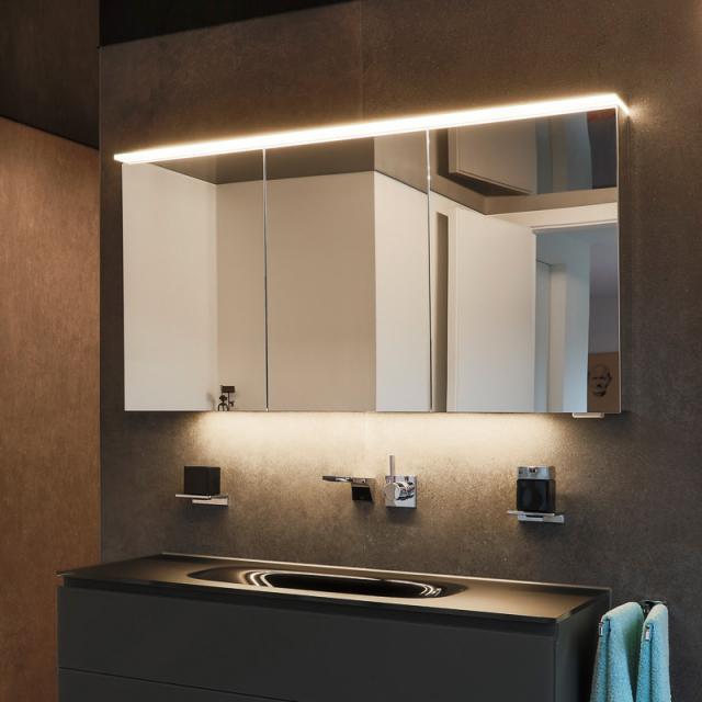 Matedo Next SPS Spiegelschrank mit LED-Beleuchtung mit 3 Türen