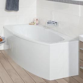 Mauersberger bombax Raumspar-Badewanne weiß