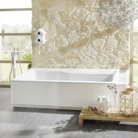 Mauersberger jatro Rechteck-Badewanne weiß