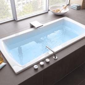 Mauersberger jucunda Rechteck Badewanne weiß
