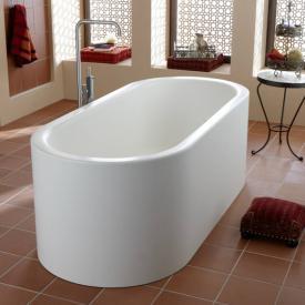 Mauersberger levo Freistehende Oval-Badewanne