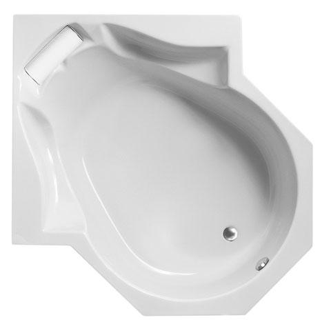 Mauersberger venosa Großraum Badewanne weiß