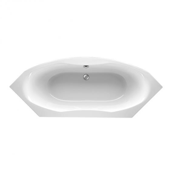 Mauersberger arista Oval Badewanne weiß
