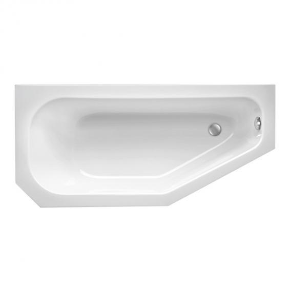 Mauersberger bursea Raumspar-Badewanne weiß