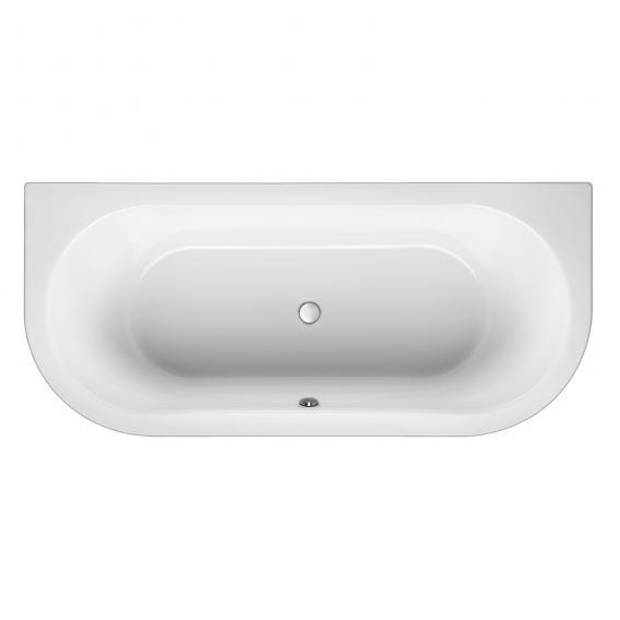 Mauersberger primo 2 Vorwand-Badewanne, Einbau weiß