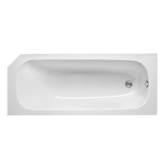 Mauersberger aurea Rechteck-Badewanne, Einbau weiß Ausführung KL