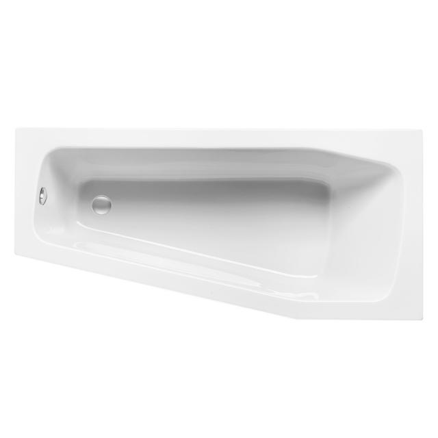 Mauersberger globosa Raumspar-Badewanne, Einbau weiß