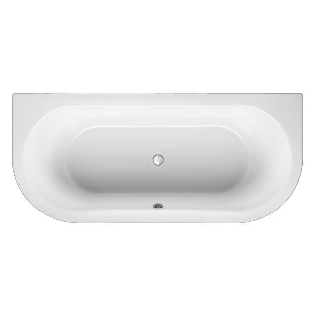 Mauersberger primo 2 Vorwand-Badewanne weiß