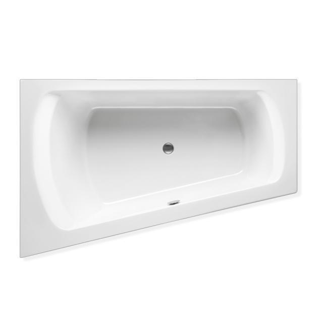 Mauersberger senecio Eck-Badewanne weiß