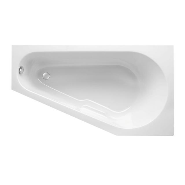 Mauersberger stricta Raumspar-Badewanne, Einbau weiß