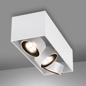 mawa LED Aufbaustrahler eckig 3-flammig