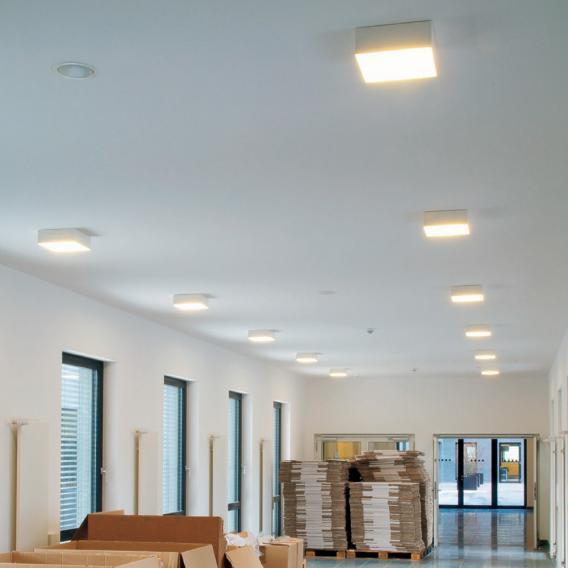 mawa quadrat 320 ab LED Decken-/Wandleuchte