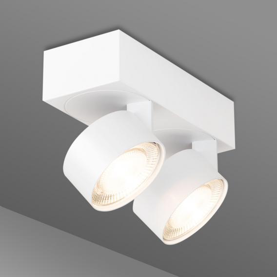 mawa wittenberg 4.0 LED Aufbaustrahler 2-flammig