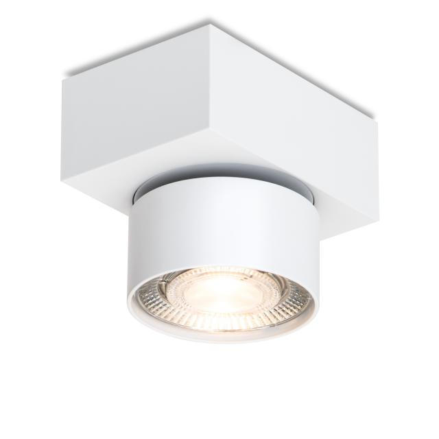 mawa wittenberg 4.0 LED Aufbaustrahler, eckig, 1-flammig