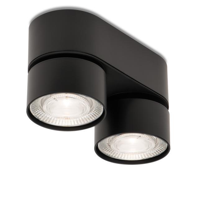mawa wittenberg 4.0 LED Aufbaustrahler, oval, 2-flammig