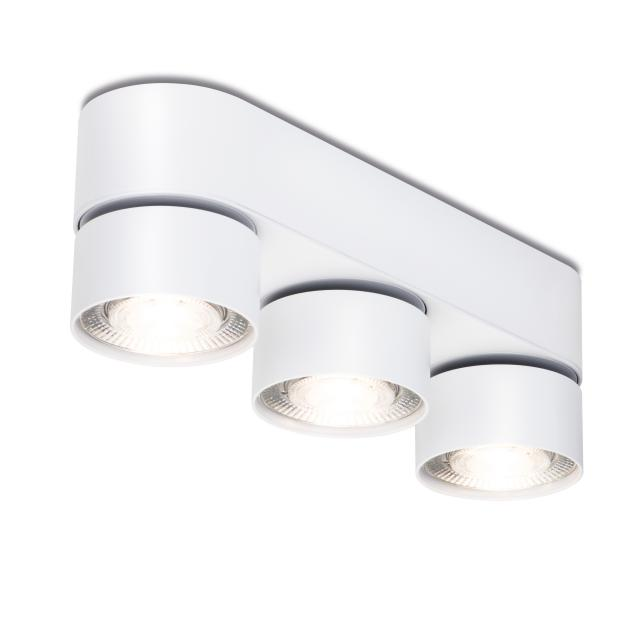 mawa wittenberg 4.0 LED Aufbaustrahler, oval, 3-flammig
