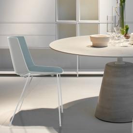 MDF Italia AÏKU Stuhl mit runden Beinen