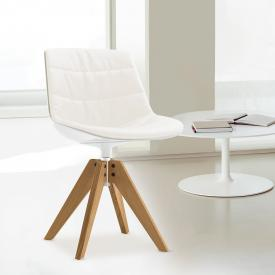 MDF Italia FLOW Stuhl mit Füßen