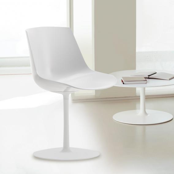 MDF Italia FLOW Stuhl mit Mittelfuß