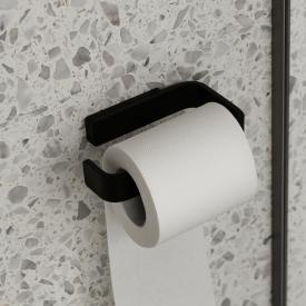 Menu Toilettenpapierhalter schwarz matt