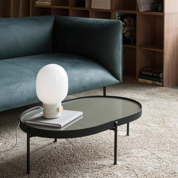 Menu JWDA Concrete Tischleuchte mit Dimmer