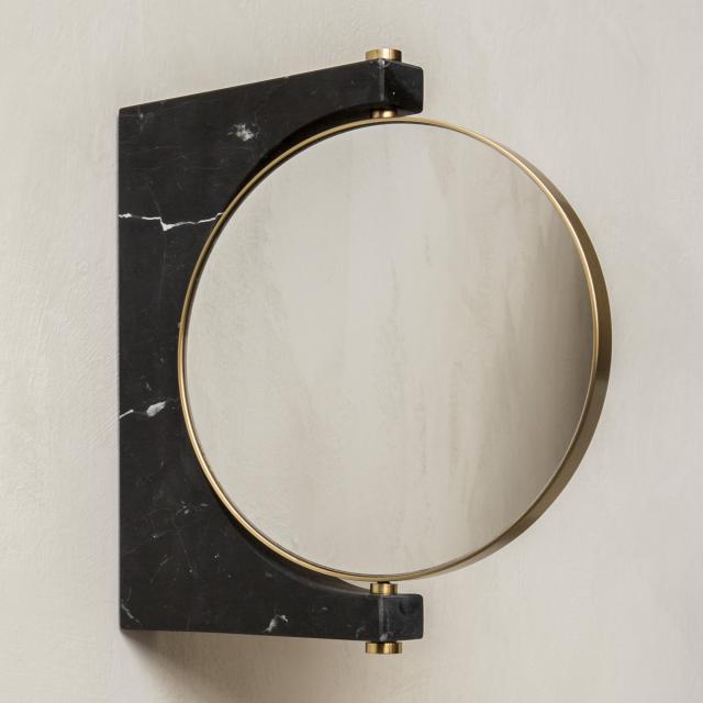 Menu Pepe Wand-Kosmetikspiegel schwarz