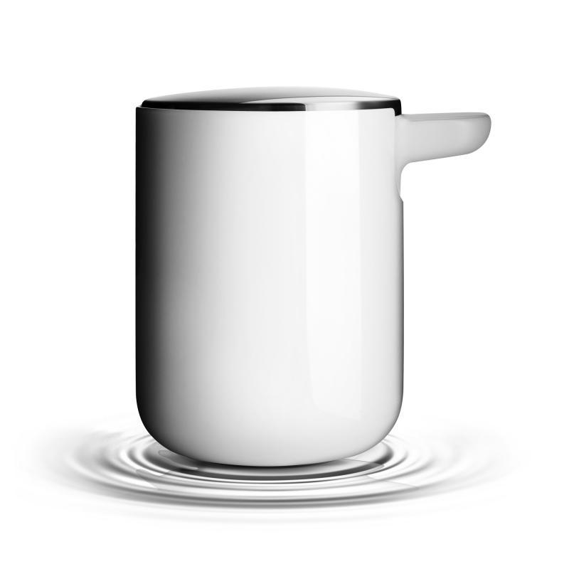 Seifenspender holz eiche  Menu Comfort Seifenspender weiß - 7700619 | REUTER