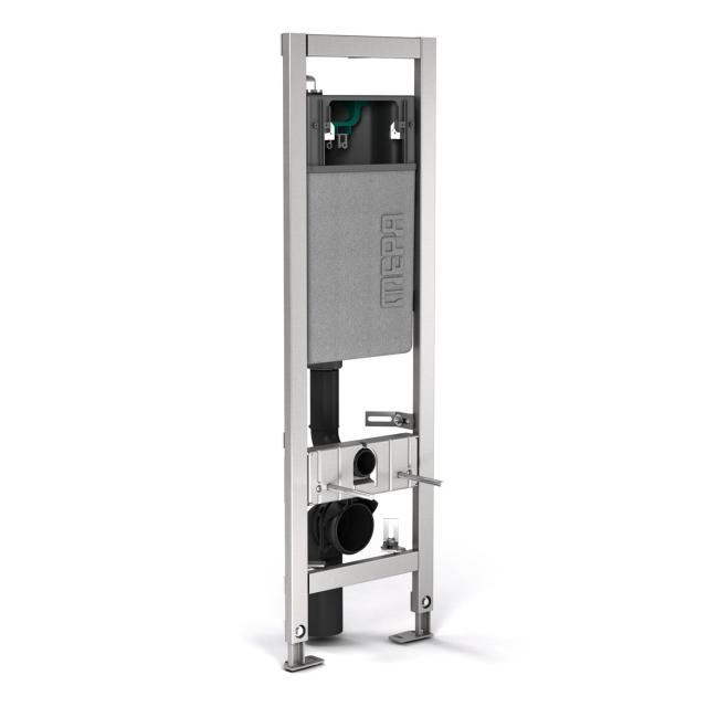MEPA VariVIT ® Typ E31 Eck-WC-Element Spülkasten Sanicontrol, H: 118,5 cm