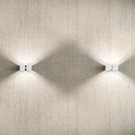 Milan Dau LED Wandleuchte 2-flammig