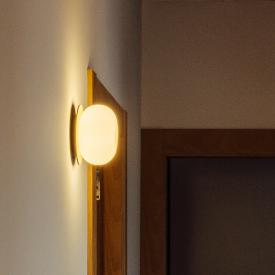 Milan Knock 15 W. Wand-/Deckenleuchte