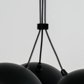 Milan Verbindungsring für 3-flammige Nod Pendelleuchte