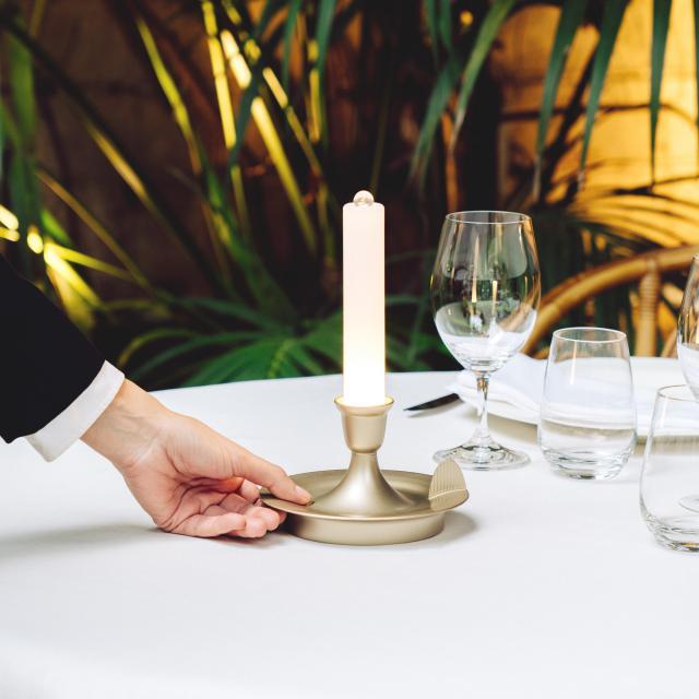Milan Candelier LED Tischleuchte mit Dimmer