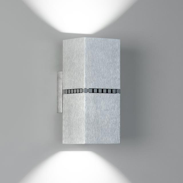 Milan Dau Doble LED Wandleuchte