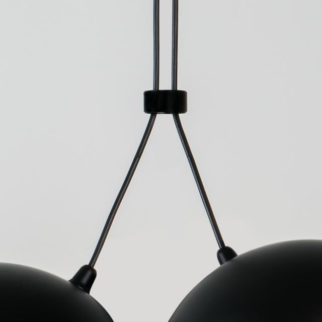 Milan Verbindungsring für 2-flammige Nod Pendelleuchte