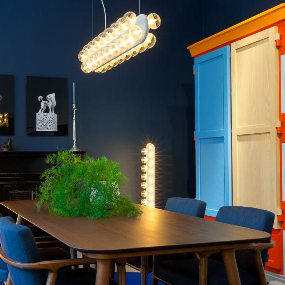Moooi Prop Light LED Stehleuchte mit Dimmer