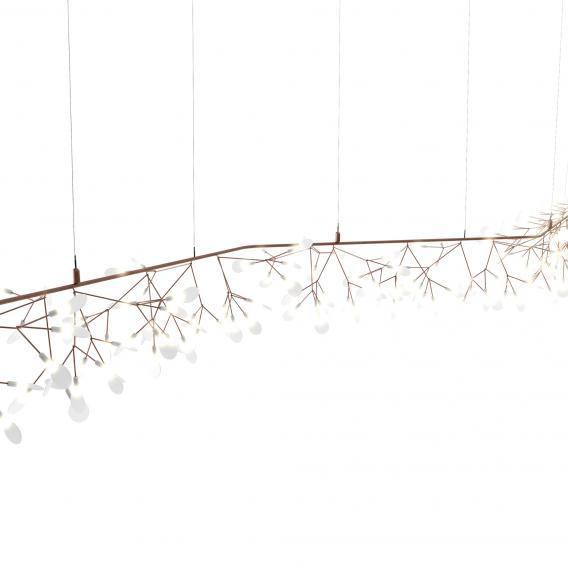 Moooi Verbindungsstück 135° für Heracleum Endless LED Pendelleuchte