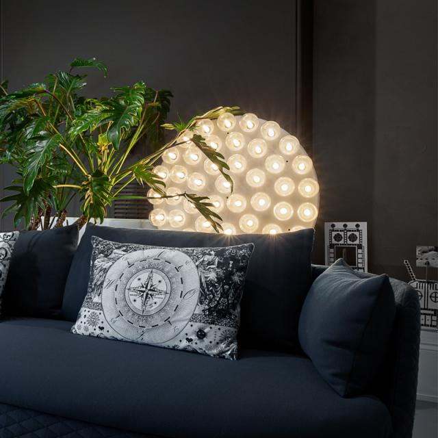 moooi Prop Light Round LED Stehleuchte mit Dimmer