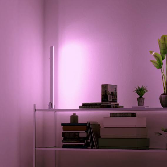 MÜLLER-LICHT tint Talpa white+color RGBW LED Tischleuchte/Unterbauleuchte