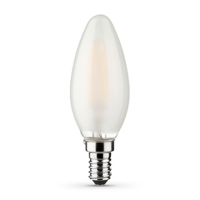 MÜLLER-LICHT LED Filament B35 E14, matt