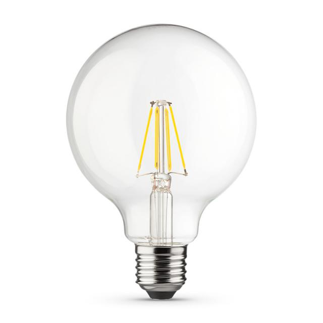 MÜLLER-LICHT LED Filament Globe E27, dimmbar