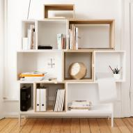 Muuto Stacked Regalsystem Model Office