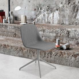 Muuto Fiber Stuhl mit Polsterung drehbar
