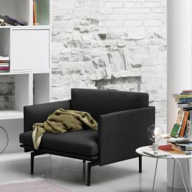 Muuto Outline Sessel, Stoff