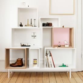 Muuto Stacked Regalsystem Model Globetrotter
