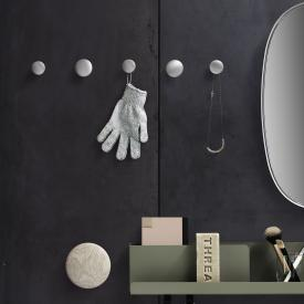 Muuto The Dots Garderobenhaken, Metall