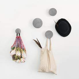 Muuto The Dots Garderobenhaken-Set
